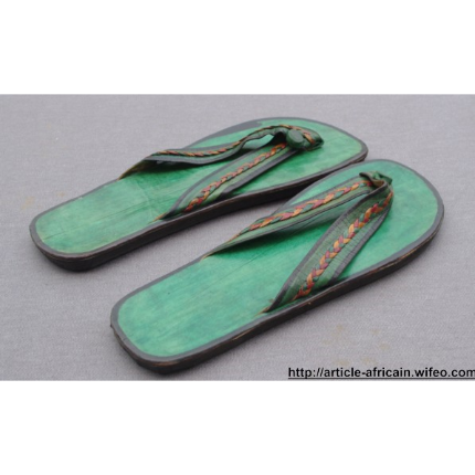 TONGS AFRICAINES